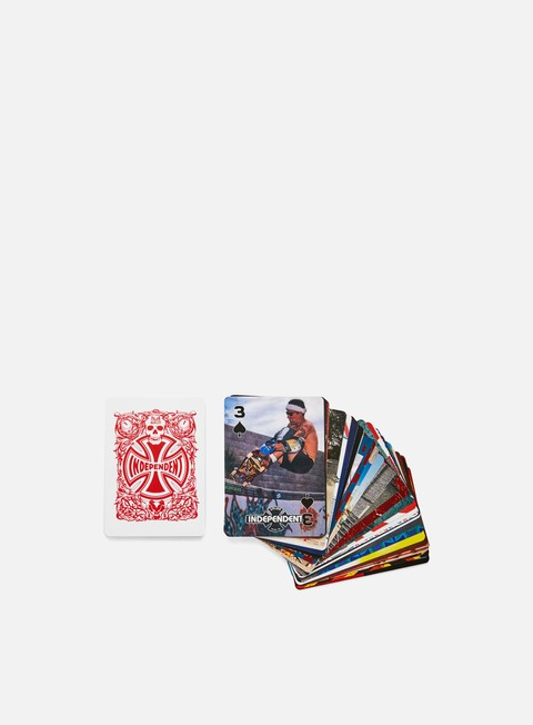 accessori independent hold em playing cards assorted