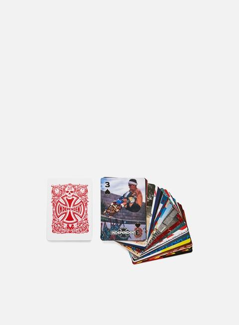 Accessori Vari Independent Hold Em Playing Cards