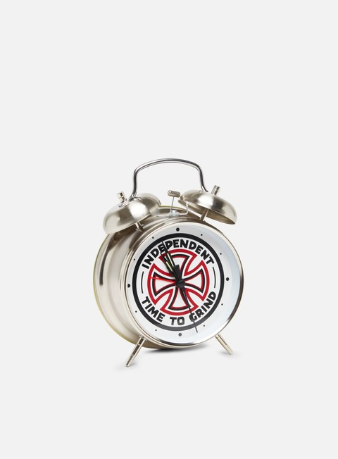 Various Accessories Independent Time To Grind Alarm Clock