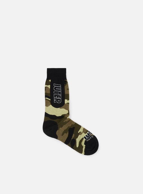 Outlet e Saldi Calze Iuter Futura Camo Socks