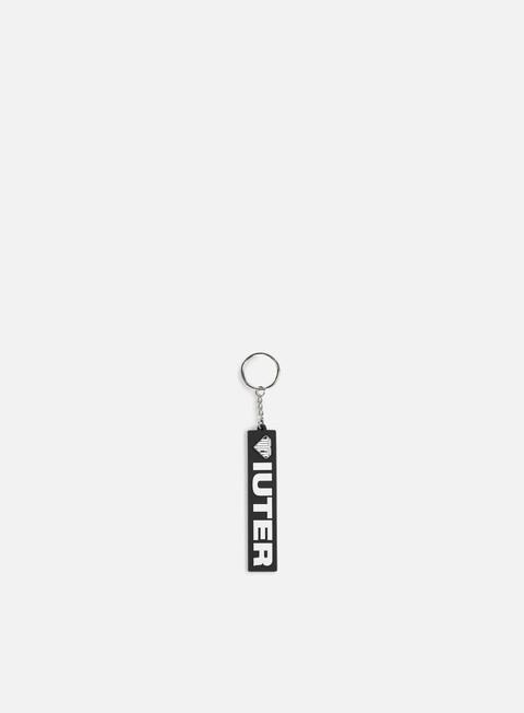 Portachiavi Iuter Logo Keychain