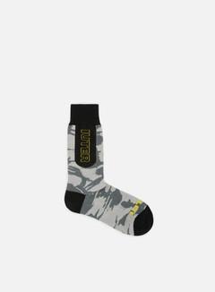 Iuter Logotype DPM Socks