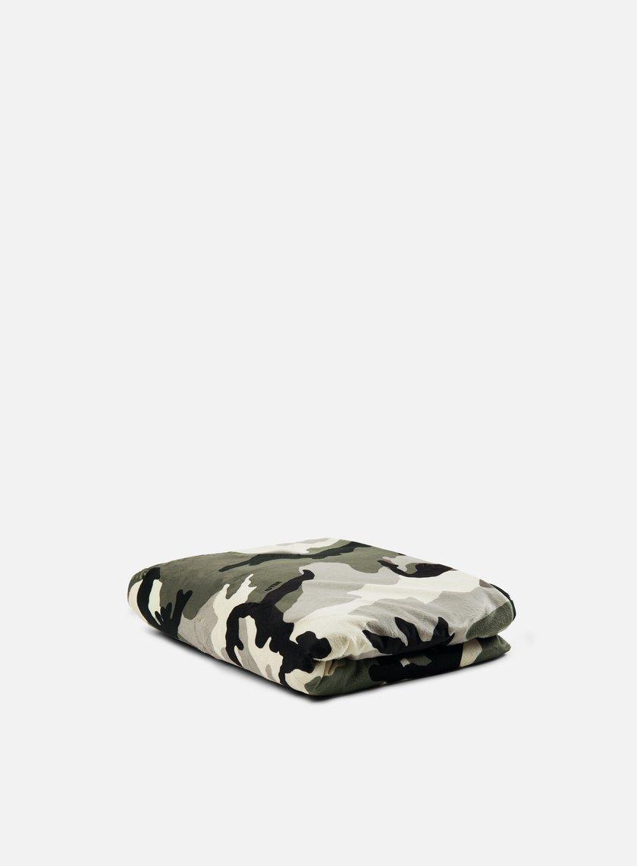 Iuter Teddybear Camo Blanket