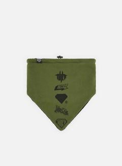 Iuter - Teddybear Horns Collar, Army