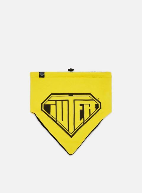Scarfs Iuter Teddybear Logo Collar