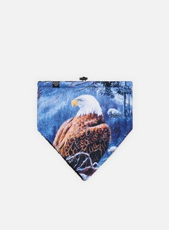 Iuter Teddybear Snow Eagle Collar