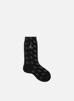 Jordan - Air Jordan VI Socks, Black 1