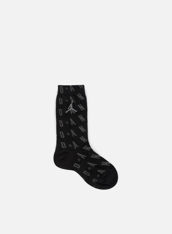 Jordan - Air Jordan VI Socks, Black