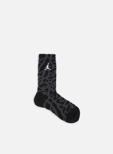 Calze Jordan Elephant Print Crew Socks