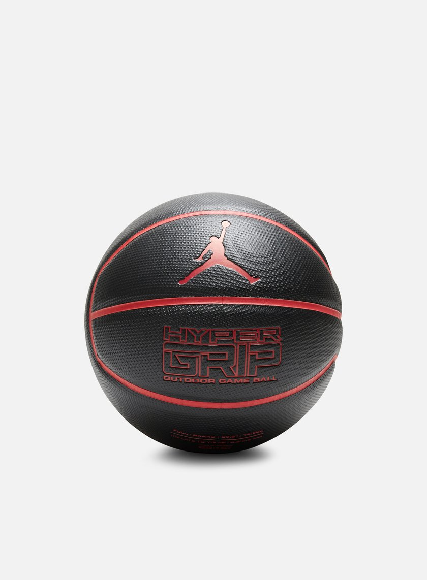 Jordan - Hyper Grip OT Basketball, Black