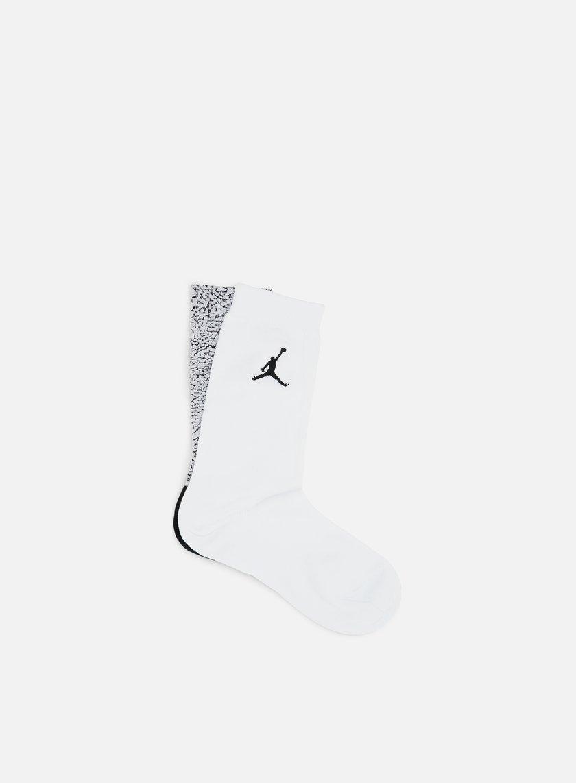 Jordan Jordan Elephant 2 Pack Crew Socks