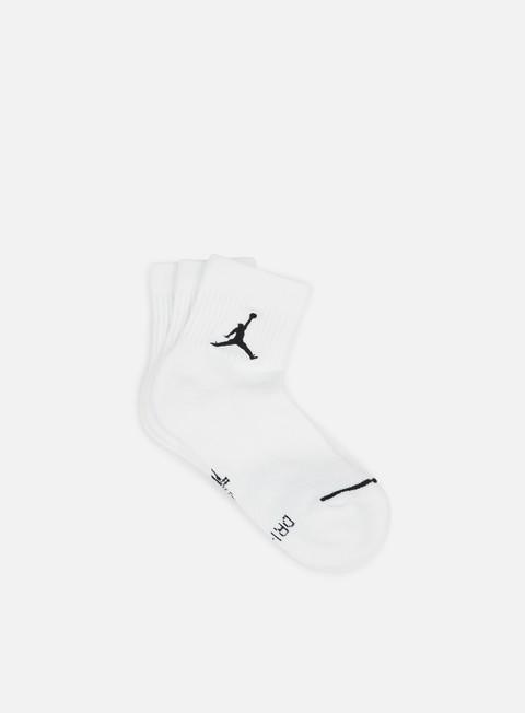Socks Jordan Jumpman 3 Pack Quarter Socks