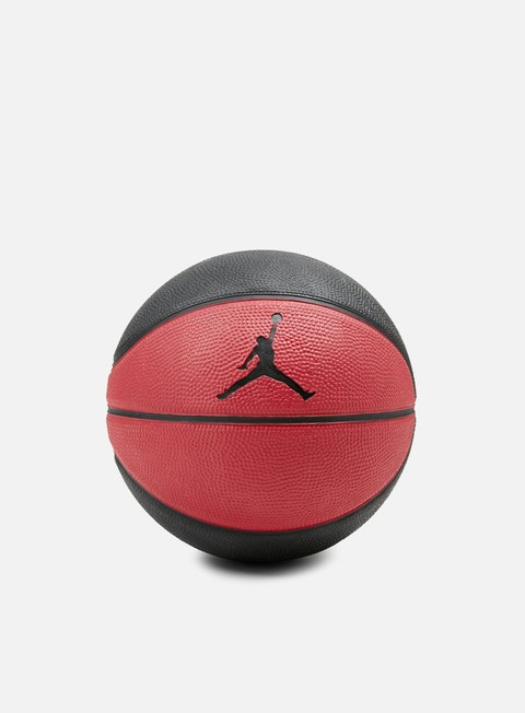 accessori jordan mini basketball gym red