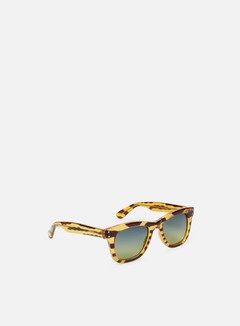 Komono - Allen Sunglasses, Lined Tortoise