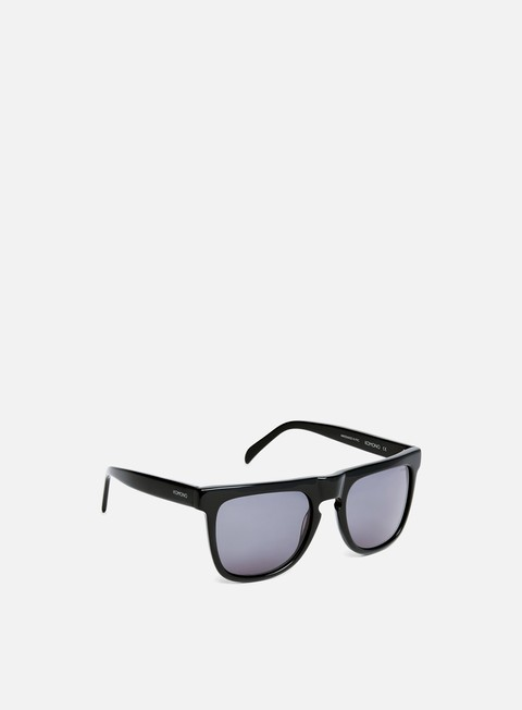 accessori komono bennet sunglasses black