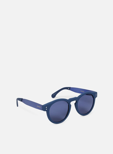 accessori komono clement sunglasses blue