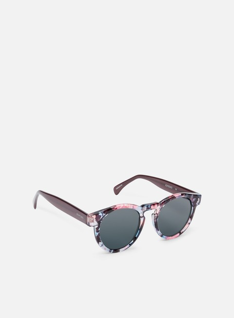 accessori komono clement sunglasses floral