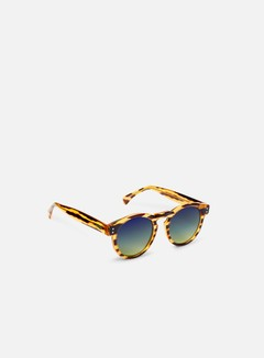 Komono - Clement Sunglasses, Lined Tortoise