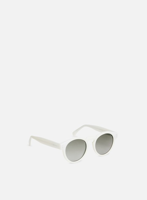 accessori komono clement sunglasses milky white