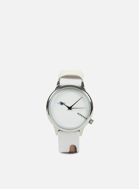Watches Komono Estelle Magritte Pattern