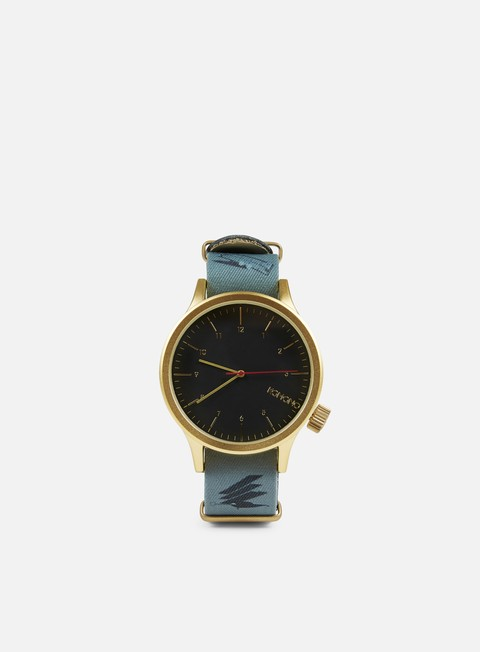 Watches Komono Magnus Magritte Pattern
