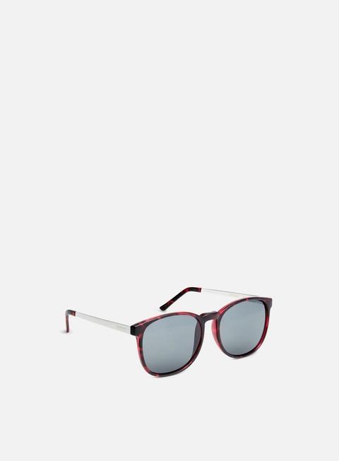 accessori komono urkel metal sunglasses tortoise silver
