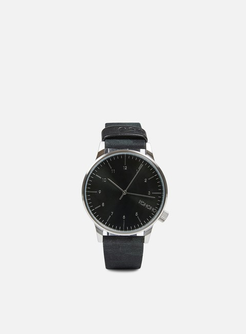 Watches Komono Winston Print