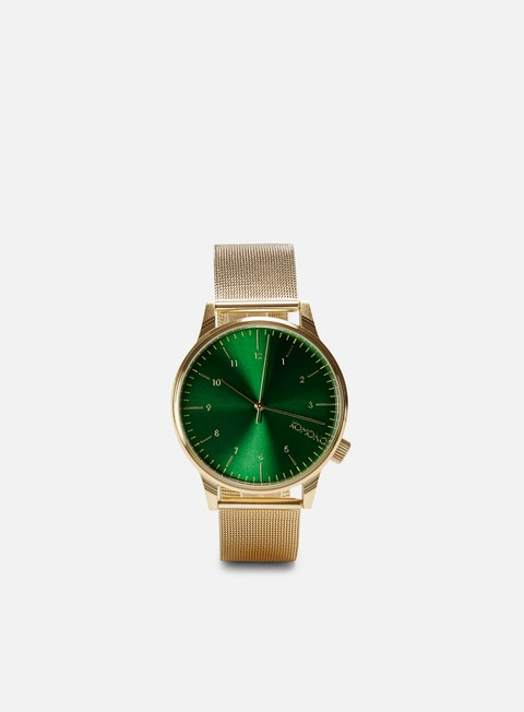 accessori komono winston royale gold green