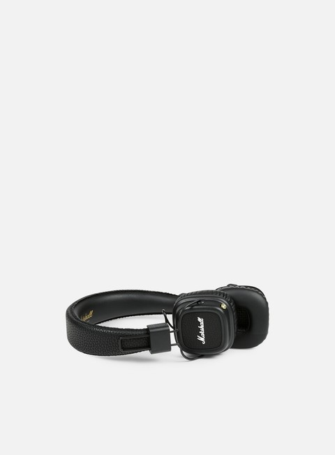 accessori marshall major ii bluetooth black