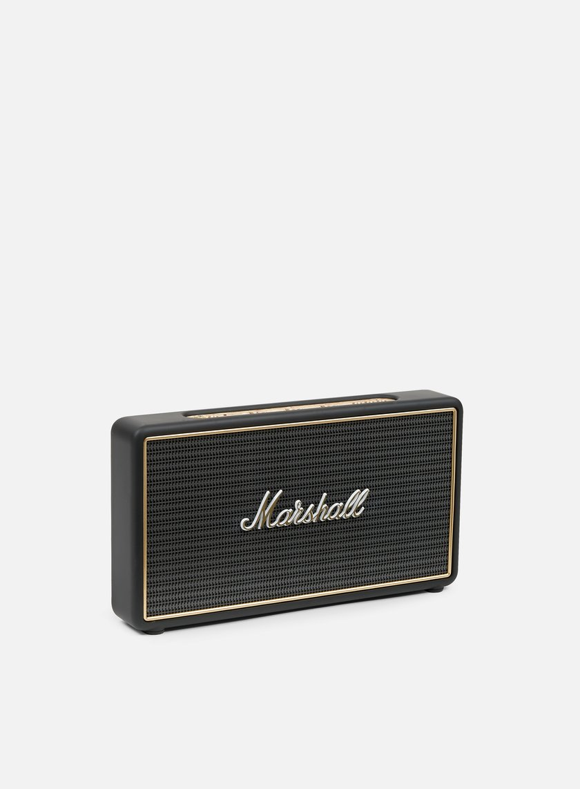 Marshall - Stockwell Speaker, Black