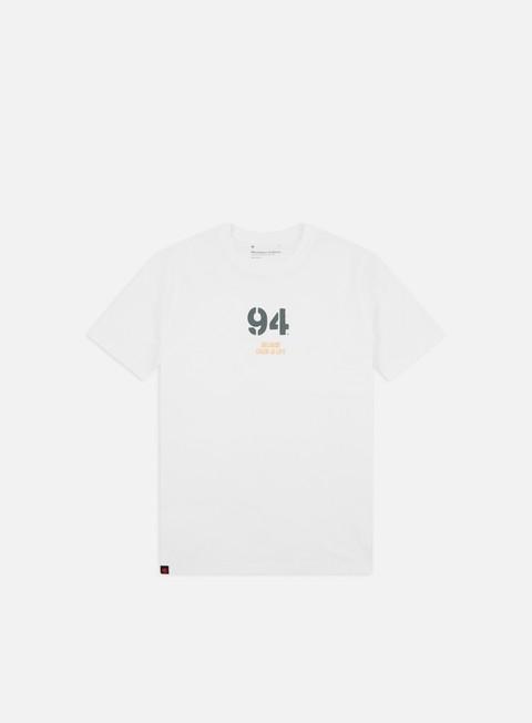 Abbigliamento Montana 94 Front Logo T-Shirt
