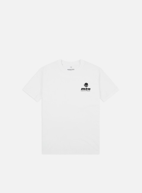 Apparel Montana Basic Back Logo T-Shirt