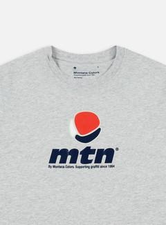 Montana Colorful Front Logo T-Shirt