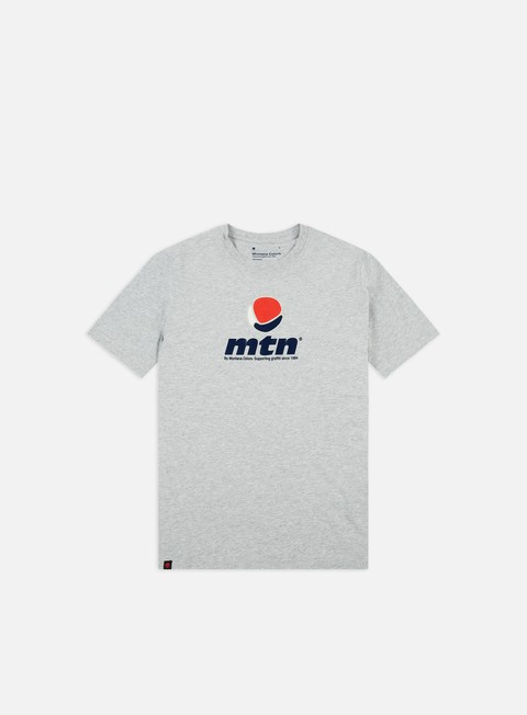 Abbigliamento Montana Colorful Front Logo T-Shirt