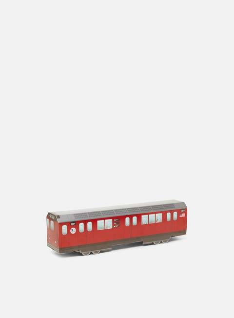 Accessori Vari Montana Train Systems NY Red Bird