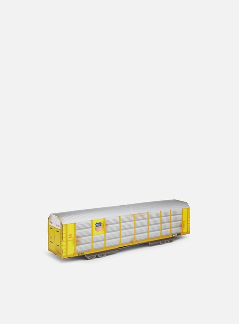 Blackbooks & supports Montana Train Systems UP Auto Rack