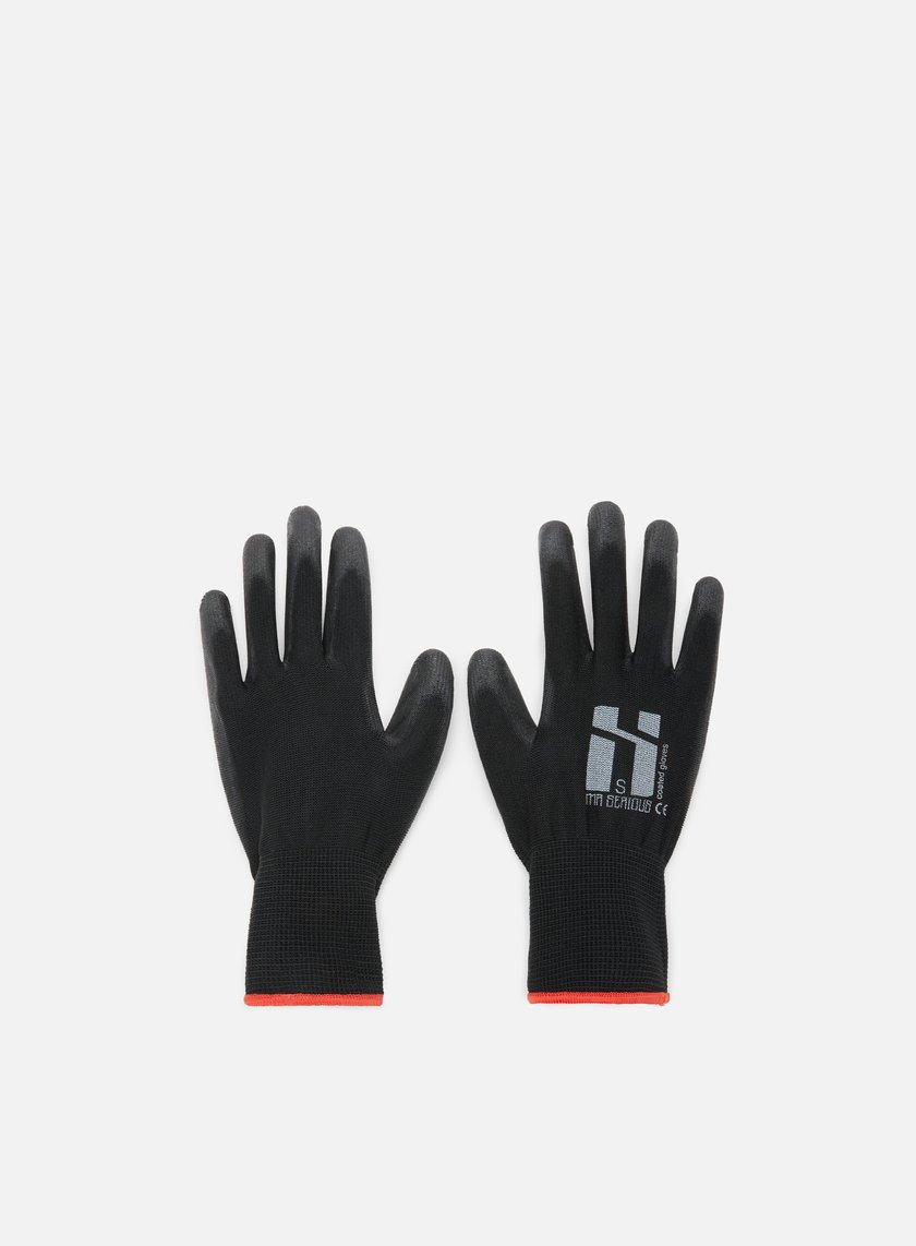 Mr Serious - Coated Gloves