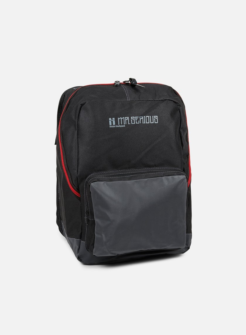 Mr Serious - Metro Backpack