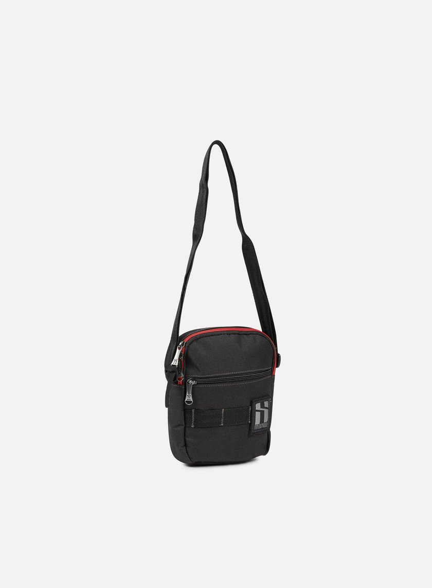 Mr Serious - Platform Pouch, Black