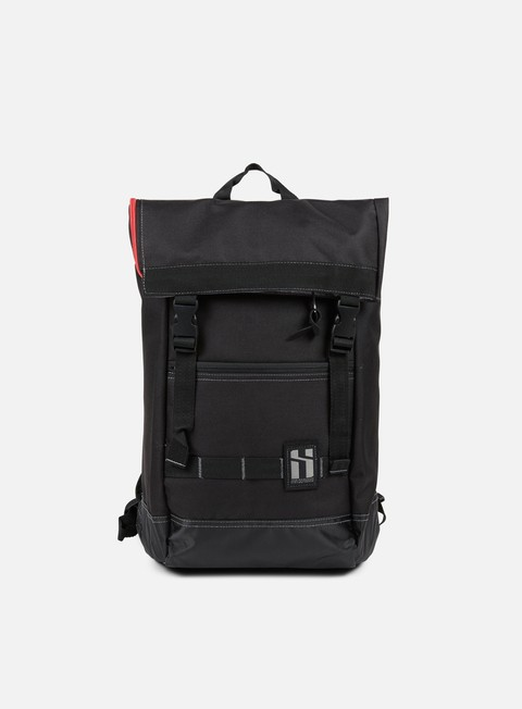 accessori mr serious to go backpack black