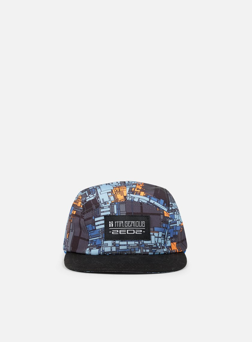 Mr Serious - Zedz Cap, Dutch Blue