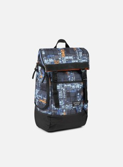 Mr Serious - Zedz Wanderer Backpack, Dutch Blue 1