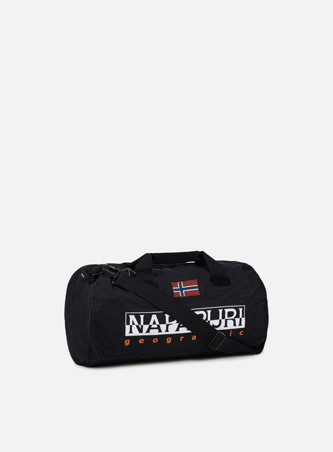 accessori napapijri bering 1 duffle bag black