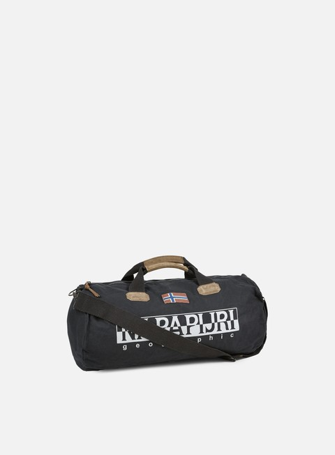 accessori napapijri bering a duffle bag black