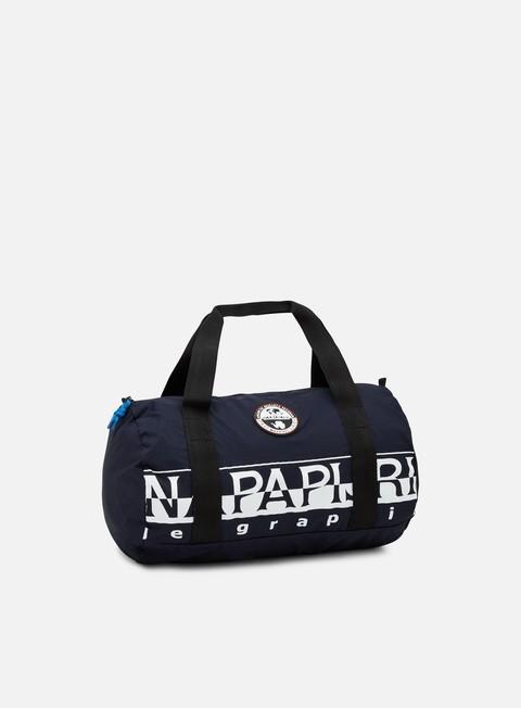 accessori napapijri bering pack 265lt blu marine