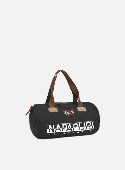 accessori napapijri bering small duffle bag black