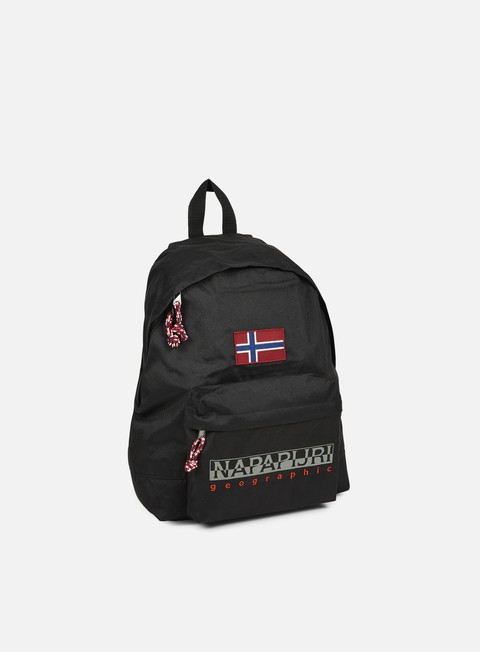 accessori napapijri hack backpack black