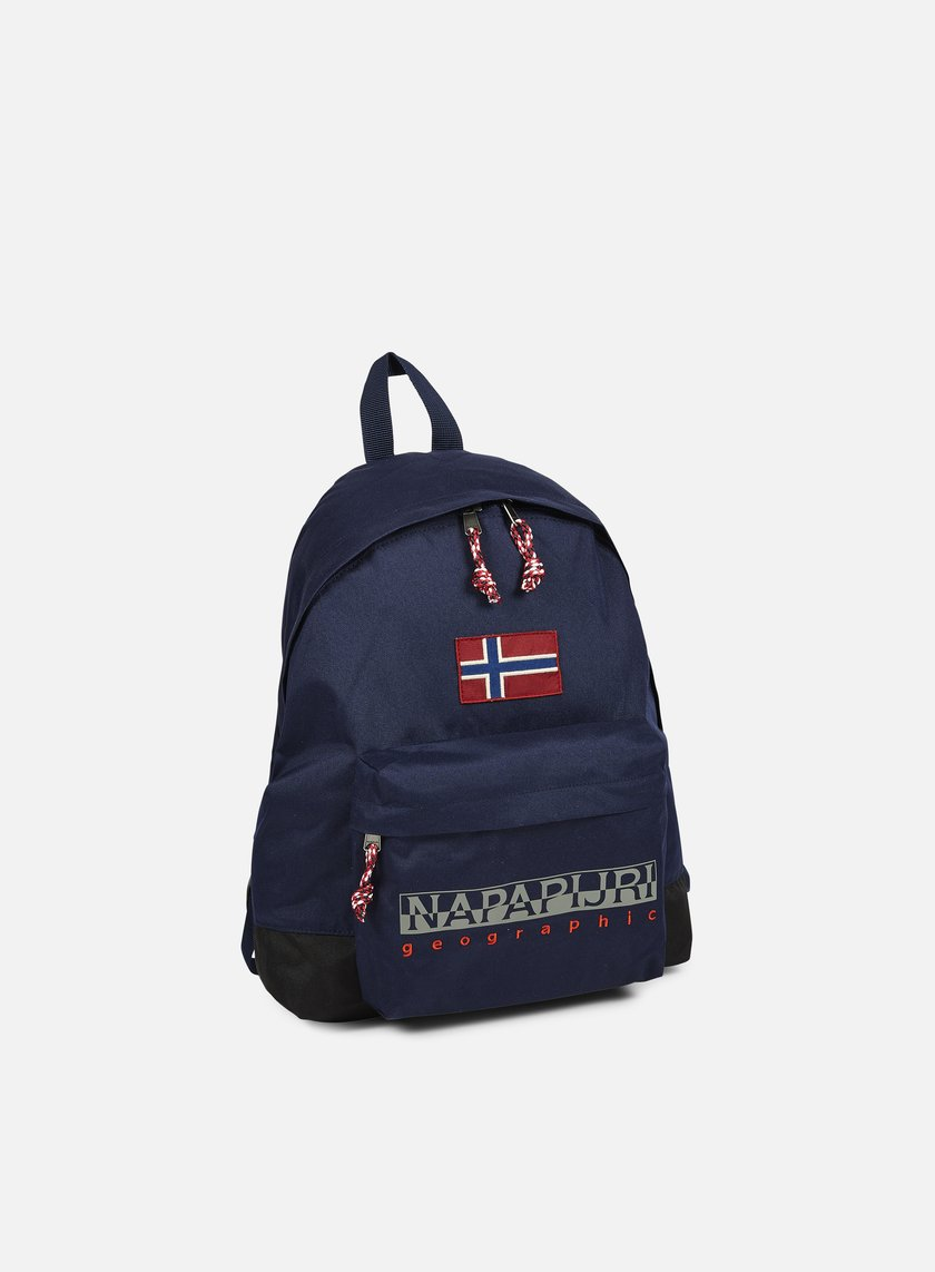 Napapijri - Hack Backpack, Blu Marine