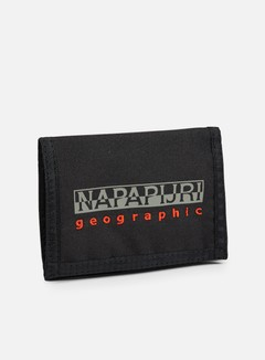 Napapijri - Hallet Wallet, Black 1