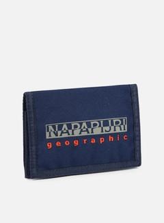 Napapijri - Hallet Wallet, Blu Marine 1
